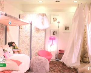 Ambiance bohème pour une chambre d'enfant