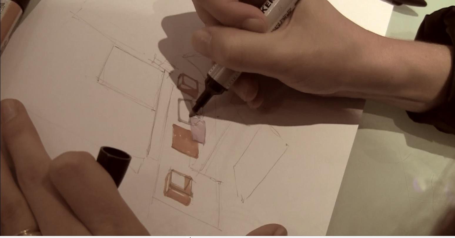 Etude d'un projet chez Isa Mo