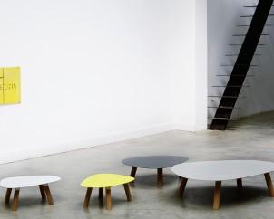 """Petite table """"Turtle"""" UNIVERSO POSITIVO"""