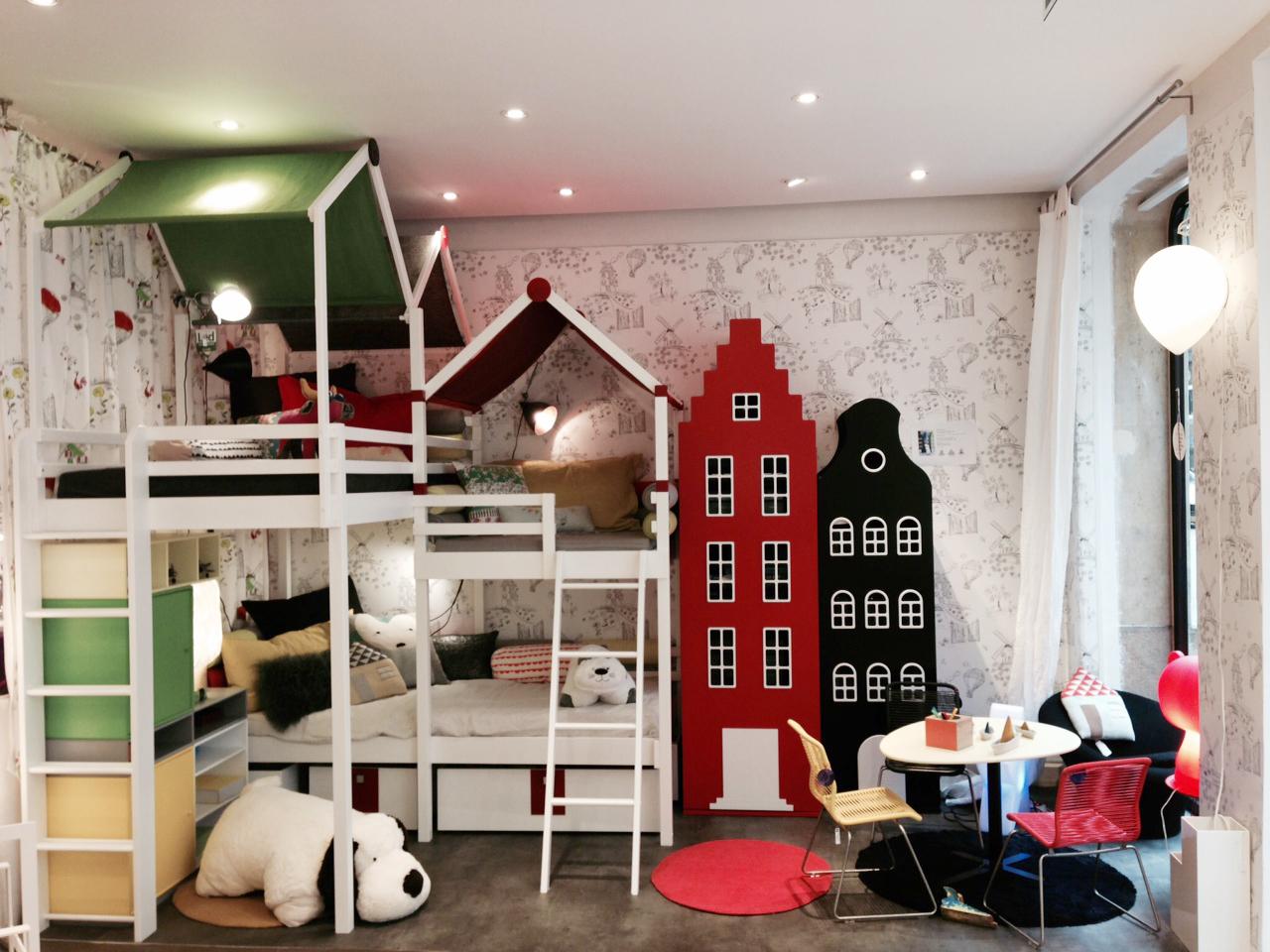 Du mobilier modulable pour une chambre d enfant isa mo architecture d 39 int rieur chambres d - Mobilier chambre d enfant ...