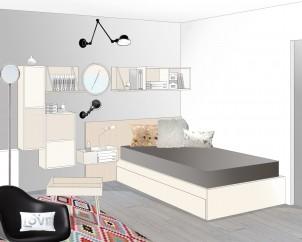 Lit Isa Mo Architecture Dintérieur Chambres Denfant